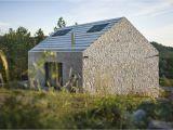 Small Concrete Home Plans A Compact Stone and Concrete Cottage In Slovenia Dekleva