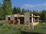 Small Contemporary Home Plans Contemporary Magnolia 378 Robinson Plans