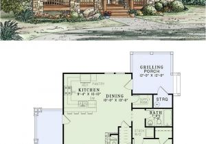 Small Cottage Home Floor Plans 1000 Images About Small House Plans On Pinterest