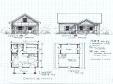 Small Cottage Home Floor Plans Floor Plan for A 2 Bedroom Cabin with A Loft Joy Studio