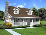 Small Country Home Plans with Porches House Plan 34601 at Familyhomeplans Com