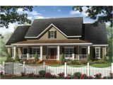 Small Country Home Plans with Porches One Story Small Country House Plans