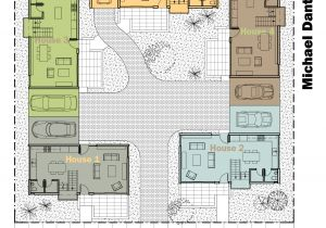 Small Courtyard Home Plans Courtyard Hx Surripui Net Amusing U Shape House Decorating