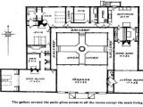 Small Courtyard Home Plans Hacienda Style House Plans with Courtyard Small Hacienda