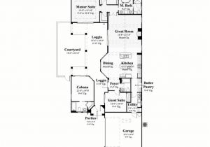Small Courtyard Home Plans Small Home with Courtyard Home Ideas Pinterest House