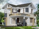 Small Designer Home Plans Stylish Small Home Design Kerala Home Design and Floor Plans