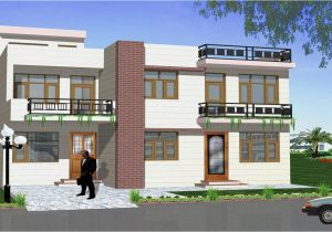 Small Duplex Home Plans Small Duplex House Design Duplex House Design Home Design