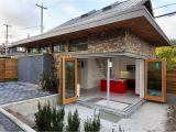 Small Eco Home Plans An Energy Efficient Contemporary Laneway House by Lanefab