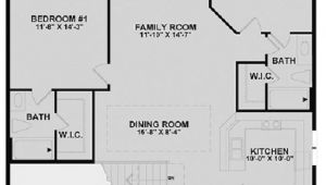 Small Family Home Plans Single Family House Plans Smalltowndjs Com