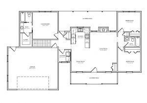 Small Floor Plans for New Homes Basic Ranch Style House Plans New Small House Floor Plans