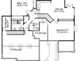 Small Frank Lloyd Wright House Plans Frank Lloyd Wright Inspired Home Plan 85003ms 1st