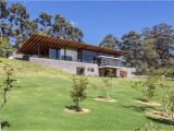 Small Hillside Home Plans House Plans Built Into Hillside House Plans with Porches