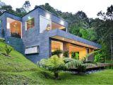 Small Hillside Home Plans Modern Hillside House Plans Awesome Modern Hillside House