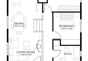 Small Home Design Plans Small House Design 2014005 Pinoy Eplans Modern House