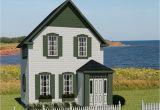 Small Home House Plans Prince Edward island 597 Robinson Plans