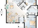 Small Home Open Floor Plans Best Open Floor House Plans Cottage House Plans