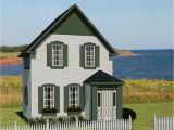 Small Home Plan Prince Edward island 597 Robinson Plans