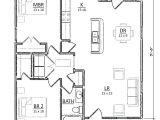 Small Home Plans for Senior Floor Plans for Elderly Homes