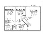 Small Home Plans with Basement Small House Floor Plans Cottage House Plans