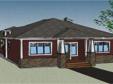 Small Home Plans with Garage House Plans with attached Garage Small Guest House Floor