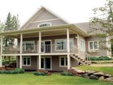 Small Home Plans with Walkout Basement Small House Plans Waterfront Waterfront House Plans with