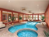 Small House Plans with Indoor Swimming Pool Indoor Swimming Pools House Plans and More