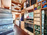 Small House Plans with Lots Of Storage Luke Tina 39 S Basecamp Tiny House Tiny House Design