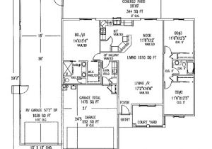 Small House Plans with Rv Storage 1610 Seville Floor Plan Seville Builders Inc Seville