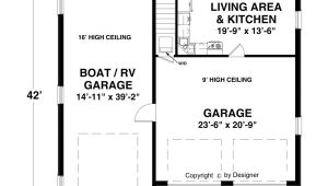 Small House Plans with Rv Storage Boat Rv Garage 3068 1 Bedroom and 1 5 Baths the House