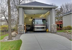 Small House Plans with Rv Storage Rv Garage Home Design Ideas Pictures Remodel and Decor