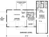 Small House Plans with Rv Storage Rv Garage with Observation Deck 20083ga Architectural