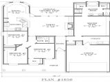 Small House Plans with Two Master Suites Small Two Bedroom House Floor Plans House Plans with Two