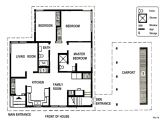 Small House Plans with Two Master Suites Small Two Bedroom House Plans House Plans with Two Master