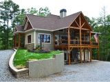 Small Lake Home Plans Lake Wedowee Creek Retreat House Plan Lake House Plans
