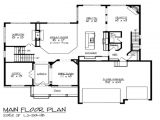 Small Lake Homes Floor Plans Lake House Floor Plan House Plans Small Lake Lake Homes