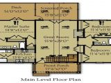 Small Lake Homes Floor Plans Plan Description Small Lake House Plans with Loft House
