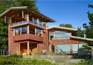 Small Lake House Plans with Photos Award Winning Lake House Plans