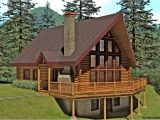 Small Log Cabin Home Plans Log Cabin House Plans Small House Plans