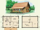 Small Log Home Floor Plans Small Cabin Floor Plans Design House Plan and Ottoman