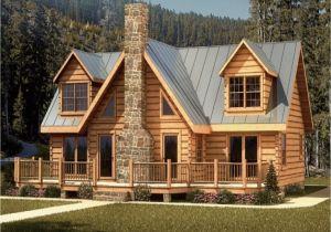 Small Log Home Plans Best Small Log Home Plans
