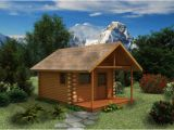 Small Log Home Plans One Bedroom Cabin Kits Joy Studio Design Gallery Best