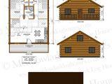Small Log Home Plans with Loft 26×30 Log Home W Loft Meadowlark Log Homes
