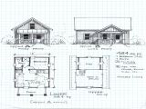 Small Log Home Plans with Loft Small Cabin Plans with Loft Rustic Cabin Plans Cabins