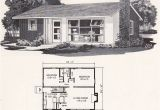 Small Mid Century Modern Home Plans Retro Mid Century Modern Plan Weyerhauser Design No