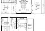 Small Modern Home Floor Plans Contemporary Small House Plan 61custom Contemporary
