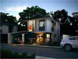 Small Modern House Plans Two Floors Modern Minimalist 2 Floor House Design 4 Home Ideas