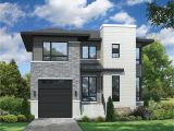 Small Modern House Plans Two Floors Unique 2 Storey Modern House Plans Modern House Plan