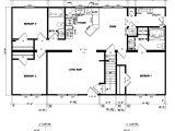 Small Modular Home Floor Plan Modular Homes Plans House Design Plans