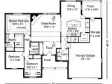Small Ranch Homes Floor Plans Inspiring Simple Ranch House Plans 7 Small Ranch House