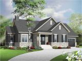 Small Single Story House Plans with Garage Bungalow House Plans One Story Bungalow Floor Plans